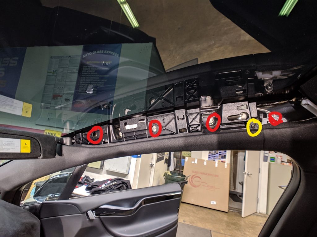 Tesla Model X Windshield Replacement   Auto Glass Express